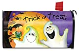 Briarwood Lane Trick or Treat Ghouls Halloween Mailbox Cover Ghosts Standard