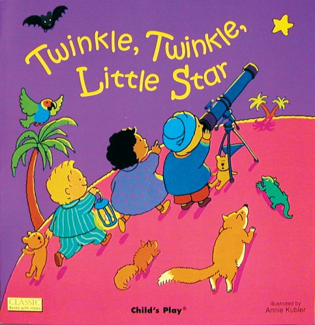 Twinkle, Twinkle, Little Star (Classic Books with Holes Big Book)