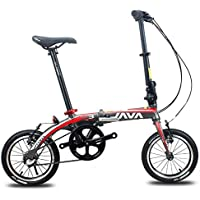 JAVA X3 aluminum folding bike city bicycle