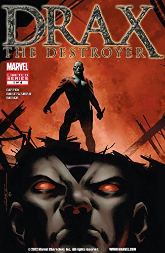 Drax the Destroyer #1]()