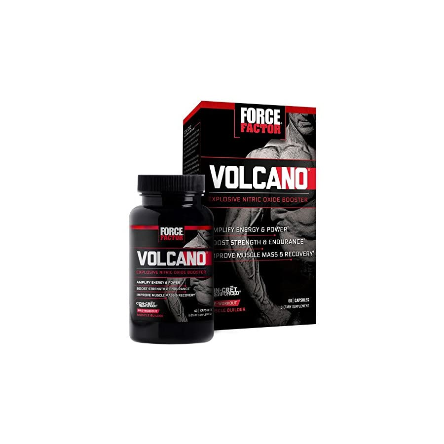 Force Factor 2,Next Generation Nitric Oxide Booster