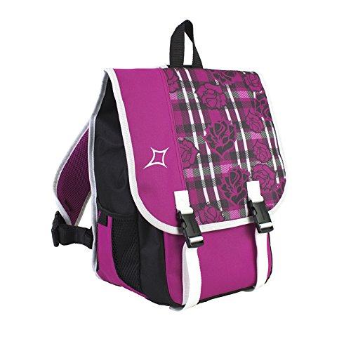 eastsport-crossbody-school-book-bag-floral-plaid