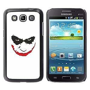 LECELL -- Funda protectora / Cubierta / Piel For Samsung Galaxy Win I8550 I8552 Grand Quattro -- Smiling Joker --