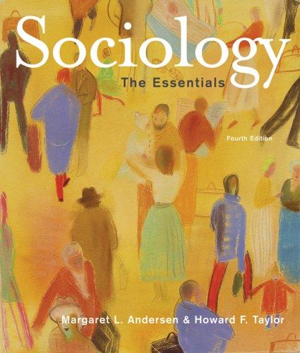 Sociology: The Essentials