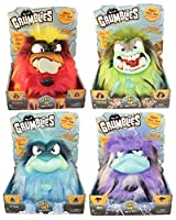 Pomsies Grumblies 4-Pack (Scorch, Tremor, Hydro, Bolt) by SKYROCKET