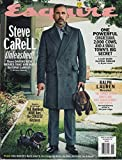 Esquire 2018 November - Cover: Steve Carell + 10 more pages inside magazine