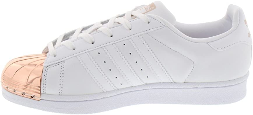 adidas Superstar Metal Toe, Sneakers Basses Femme: