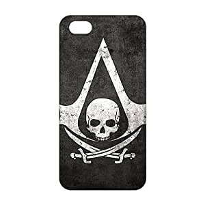 Evil-Store Distinctive skull 3D Phone Case for iPhone 5s