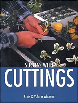 Book Success with Cuttings (Success with Gardening)