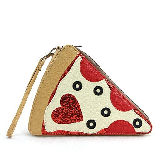 Pepperoni Pizza Slice Faux...