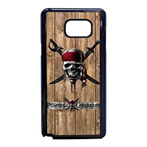 Samsung Galaxy Note 5 Cell Phone Case Black Pirates of the Caribbean Plastic Durable Cover Cases swxc5073678