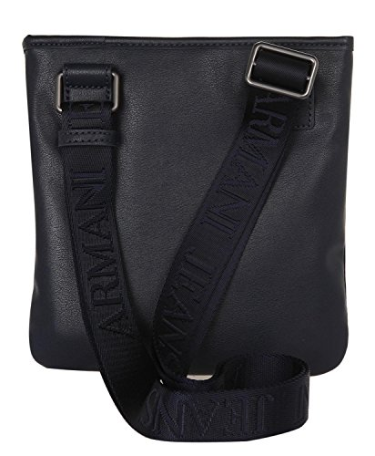 Armani Jeans Umhängetasche Herren Tasche Schultertasche Messenger Bag blu 95TD7e681