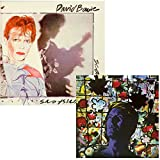 Scary Monsters - Tonight - David Bowie 2 CD Album Bundling