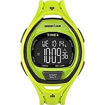 Timex #TW5M01700 Ironman Full Size Sleek 50 Lap Alarm Chronograph Sports Watch