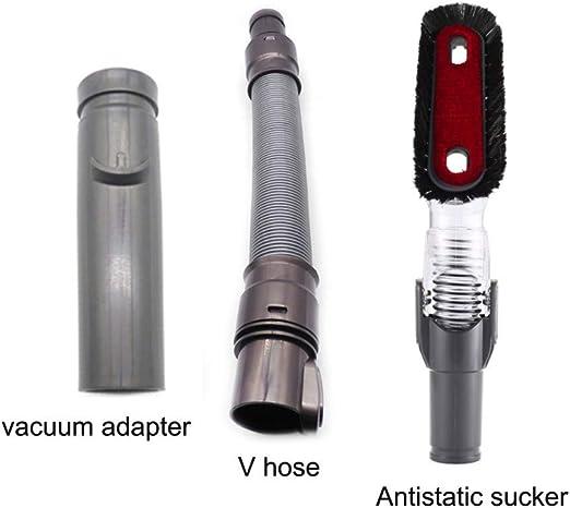 Mumuj Juego de herramientas de succión para aspiradora, accesorios ...