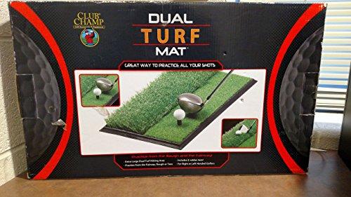 JEF World Of Golf 9182 Dual Turf Mat by JEF WORLD OF GOLF (Image #1)