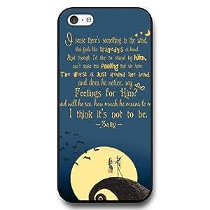 Customize Black White Cartoon Disney Bambi Back Case For Samsung Galaxy Note 4 Cover JN -2189