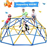 Zupapa Dome Climber, Decagonal Geo Jungle Gym Supporting 600LBS, a Lot of Fun for Kids, Enjoying 2-Year Warranty