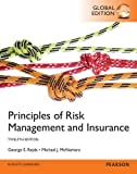 img - for Principles of Risk Management and Insurance by Rejda, George E. Global of 12th re edition (2013) Paperback book / textbook / text book
