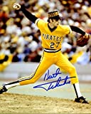 Autographed Kent Tekulve 8x10 Pittsburgh Pirates Photo
