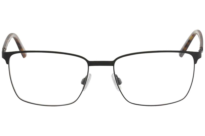 Morel Eyeglasses Lightec 8238L 8238//L NR060 Black Full Rim Optical Frame 55mm