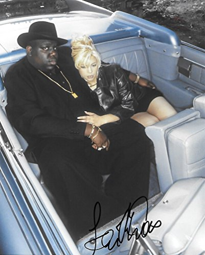 Faith Evans, Singer Songwriter, Signed, Autographed, 8x10 Photo, a COA With The Proof Photo Will Be included.Biggie Smalls, STAR