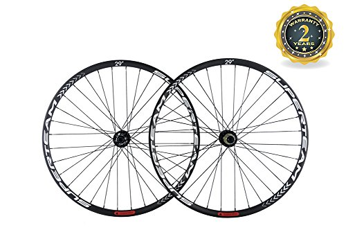 Superteam Full Carbon Mountain Bicycle Wheel 29