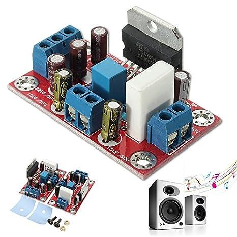 Amazon com: Quickbuying 2Pcs Dual Channel 85W Stereo Hifi TDA7294 DC
