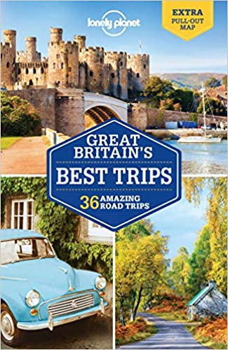 Lonely Planet Britain drives