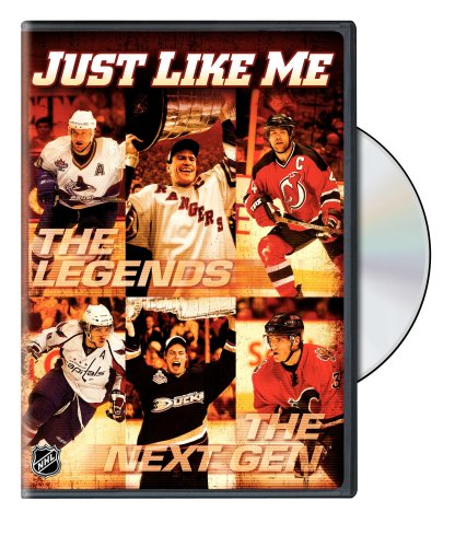 - NHL: Just Like Me - Profile of NHL legends and the new crop of NHL stars