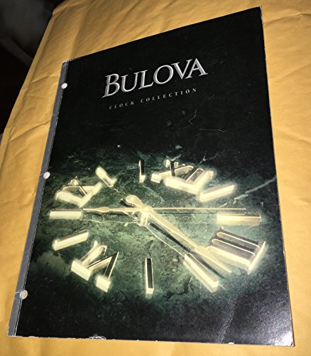 Bulova Clock Collection 1993-1994 Catalog -