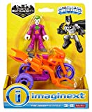 Fisher-Price Imaginext Streets of Gotham City The Joker & Cycle Action Figure