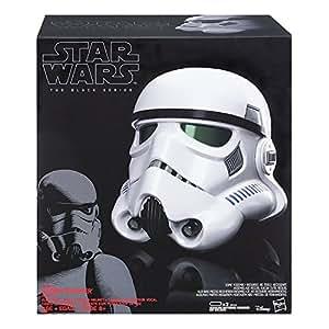 Star Wars - Black series casco trooper Star Wars (Hasbro B9738EU4)