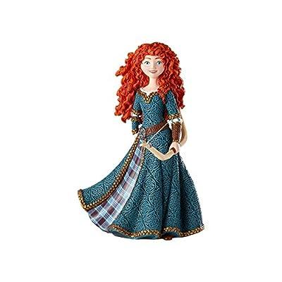 "Enesco Disney Showcase ""Brave"" Merida Couture De Force Stone Resin Figurine, 8"", Multicolor"