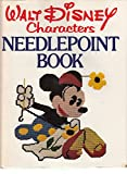 img - for Walt Disney characters needlepoint book: Embroideries and needlework instruction book / textbook / text book