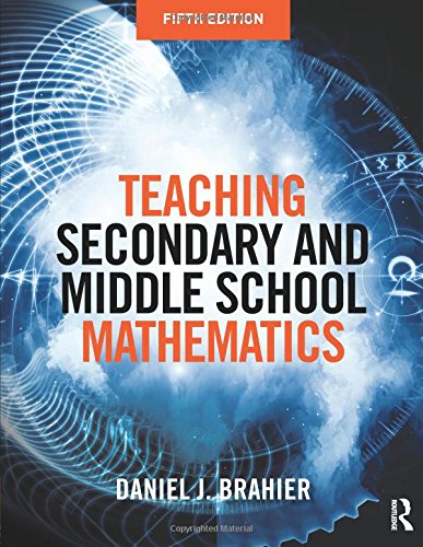 (Teaching Secondary and Middle School Mathematics)