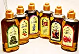 Lot of 6 x Diffrent Anointing Oil 250 ml -8.5 fl.oz From Holyland Jerusalem (250ml)
