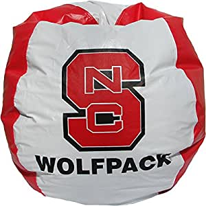 Amazon Com Bean Bag Boys Bean Bag Nc State Wolfpack