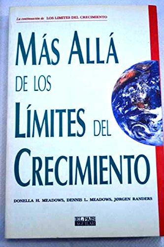 Descargar Libro Mas Alla De Los Limites Del Crecimiento Donella H. Meadows