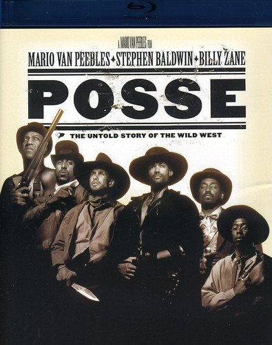 Blu-ray : Posse (, Dubbed, Dolby, Digital Theater System, Widescreen)