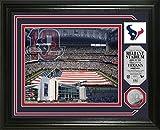 Houston Texans Single Coin Stadium Photo Mint