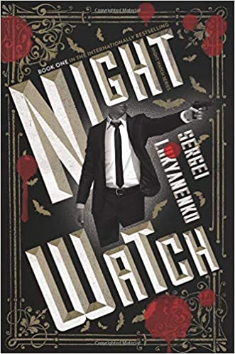 Image result for night watch book