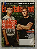 Liam Hemsworth & Josh Hutcherson (Gale Hawthorne & Peeta Mellark) - Men of the Hunger Games - Entertainment Weekly - #1166 - August 5, 2011 - Death of/Tribute to Amy Winehouse