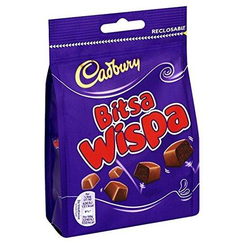 Cadbury Bitsa Wispa Bag 110g