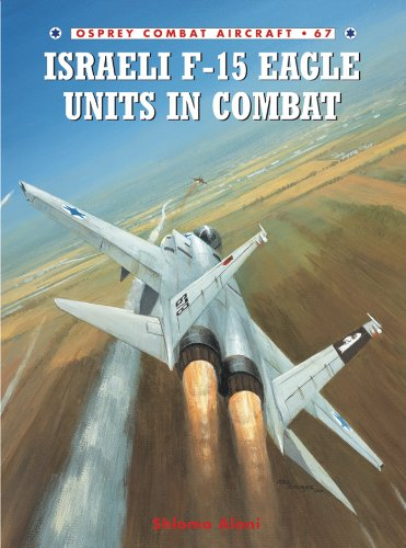 Israeli F-15 Eagle Units in Combat (Combat Aircraft Book ()