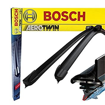 3 397 118 908 Bosch Limpiaparabrisas Aerotwin Retrofit Borrador blätt Repuesto AR604S: Amazon.es: Coche y moto