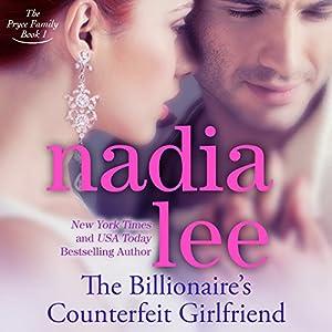 The Billionaire's Counterfeit Girlfriend Audiobook