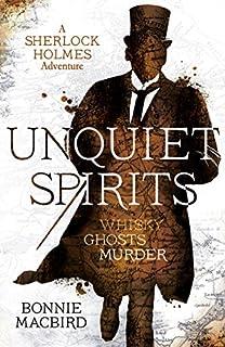 Book Cover: Unquiet spirits : a Sherlock Holmes adventure