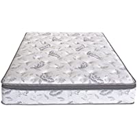 PrimaSleep 12 inch Multi-Layered Hybrid Euro Box Top Spring Mattress / Non Weaving / Innerspring (Queen)