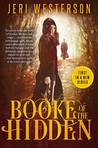 Booke of the Hidden cover